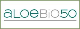 AloeBio50 logo
