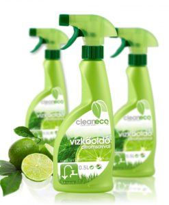 cleaneco vízkőoldó 500ml