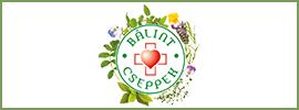 Bálint Cseppek logo