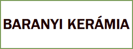 Baranyi Kerámia logo